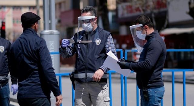 Rize'de Pandemi Kurallarına Uymayan 13 Kişiye Para Cezası Uygulandı