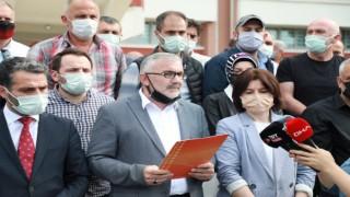 Bazı Sivil Toplum Örgütleri ve Üreticiler ÇAYKUR'a Destek Açıklaması Yaptı