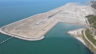 Rize Artvin Havalimanı Projesinde 20 Bin 500 Adet X Blok Beton Kullanılacak