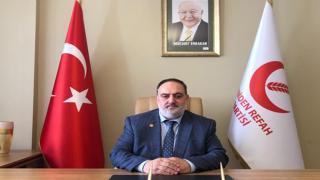 Yeniden Refah Partisi Rize İl Başkanı Zerdeci'den 30 Ağustos Zafer Bayramı Mesajı