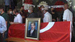 Rize Eski Belediye Başkanı Hızır Hop son yolculuğuna uğurlandı