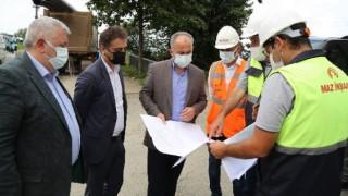 Rize'de İPA Projesinde İlk Kazma Vuruldu